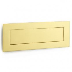 CROFT Flush Letter Plate  5000