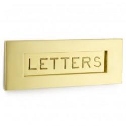 CROFT Engraved Letter Plate...
