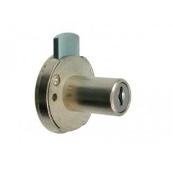 L&F 5870-7 Rim Lock