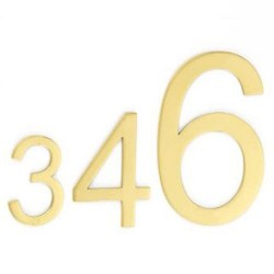 "CROFT 6"" 6420 Arial Font..."