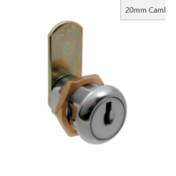 1336 Cam Lock 20mm